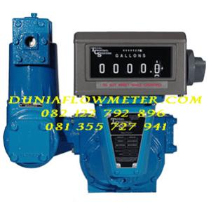 Positive Displacement Flowmeter Type 700-20 SP