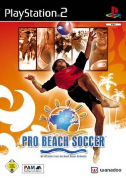 Download Pro Beach Soccer PS2