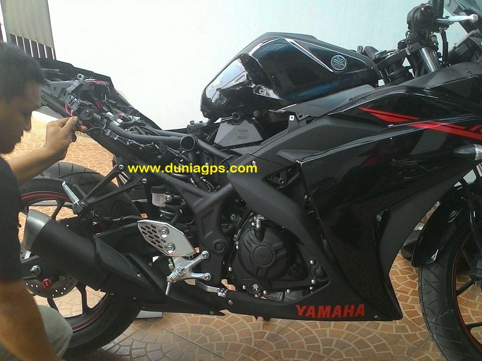 gps tracker motor r25