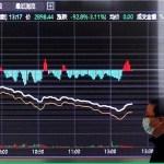 Sell Off Mingguan Terburuk Sejak Krisis Keuangan Global 2008