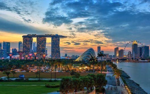 Tsunami Virus Corona Lemahkan Ekonomi Singapura, Kontraksi Terparah Satu Dasawarsa