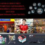 Riset Tren Pertumbuhan Minimarket, Supermarket, Hypermarket 2015-2024 (Cakupan Indonesia, Indonesia bagian timur, dan Bali)