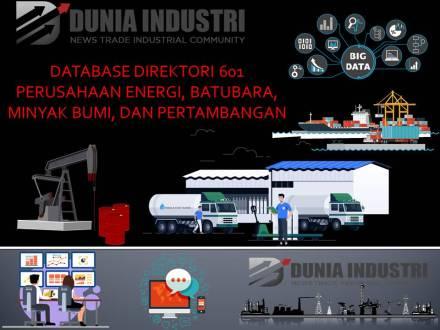 """<span itemprop=""""name"""">Database Direktori 601 Perusahaan Energi, Batubara, Minyak Bumi, dan Pertambangan</span>"""
