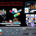 Outlook 2021, Riset Data 5 Sektor Paling Prospektif