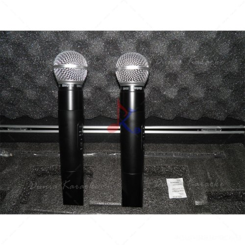 Mic Wireless Shure LX 88 III