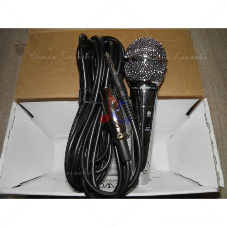 Mic Kabel Polyworld PW 8600