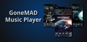 Spesifikasi Aplikasi Gonemad Music Player Unlocker