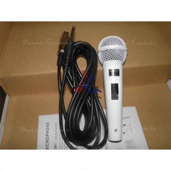 Mic Kabel Shure PG 78 New