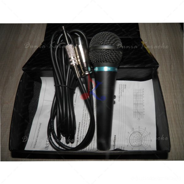 Mic Kabel Kenwood NK 99