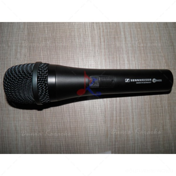 Mic Kabel Sennheiser e945s Black Edition
