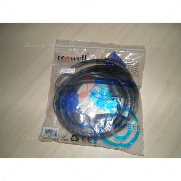 Kabel HDMI Howell 5 Meter