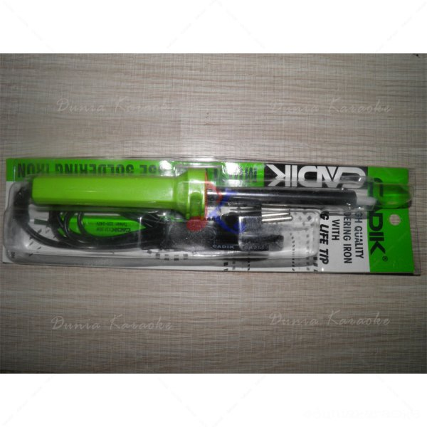 Solder Candik 560 60w High Quality Soldering Iron With Long Life Tip