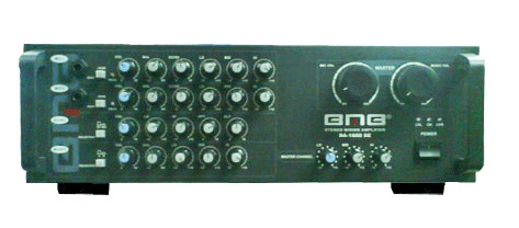 Review BMB DA 1600 Se Mixer Amplifier