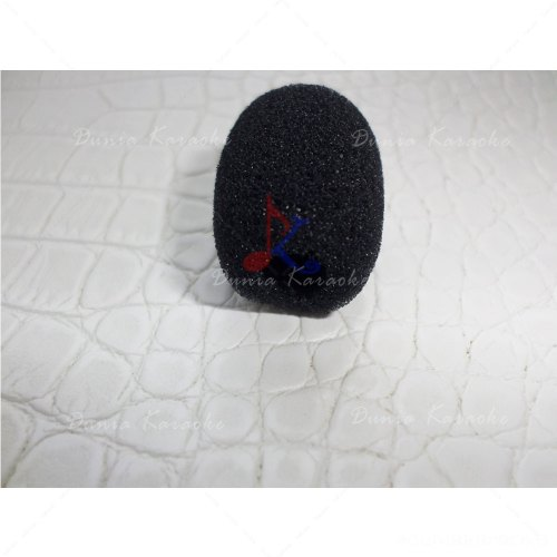 Busa Mic 5 Cm Diameter 2 Cm Microphone Windscreen Foam Cover