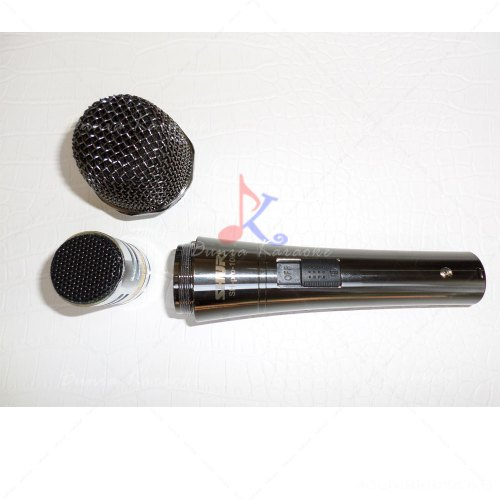 Mic Kabel Shure SH Pro 1000 Supercardioid Condenser Microphone