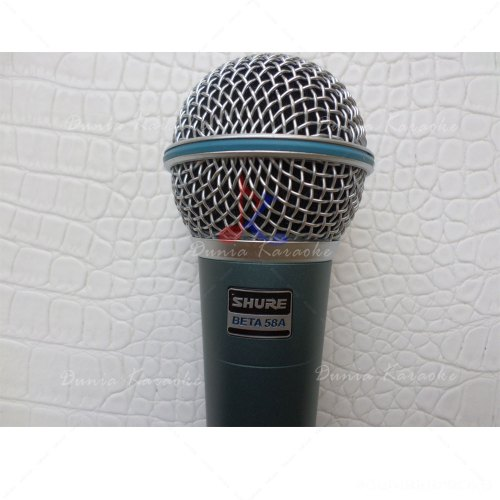 Microphone Kabel Shure Beta 58A MK II Super Edition