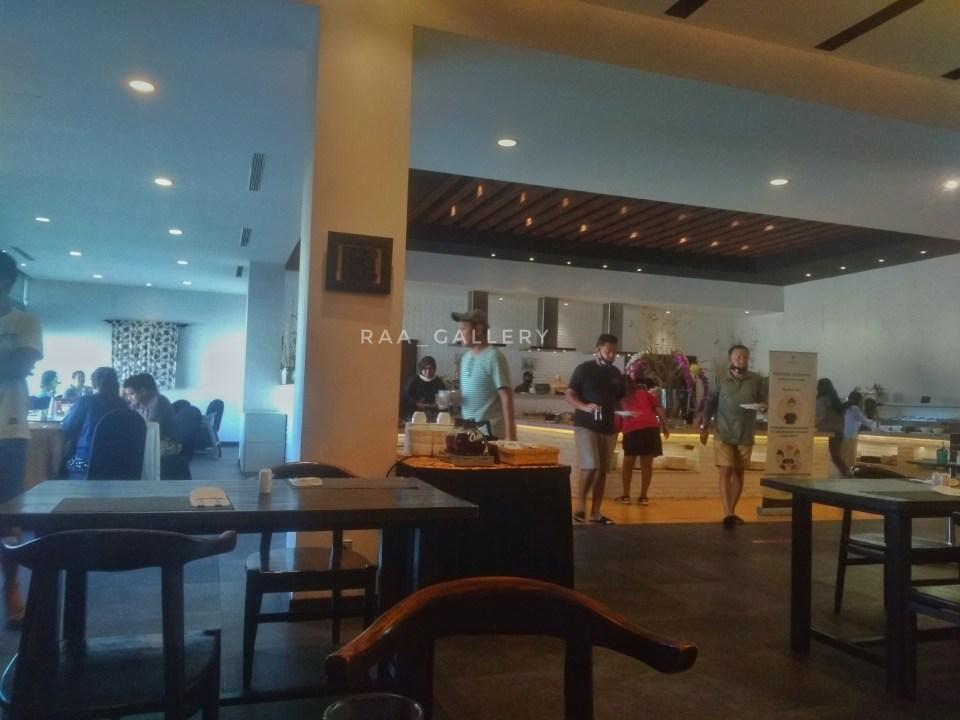 restoran ambalika java heritage hotel