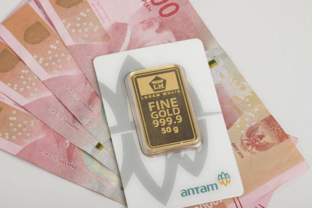 keuntungan investasi emas batangan