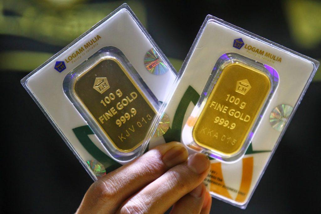 keuntungan investasi emas di pegadaian