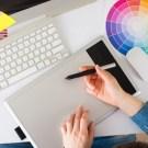 cara mendapatkan uang dari desain grafis