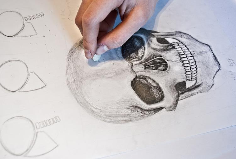 cara mendapatkan uang dengan hobi menggambar