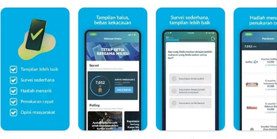 aplikasi android penghasil rupiah