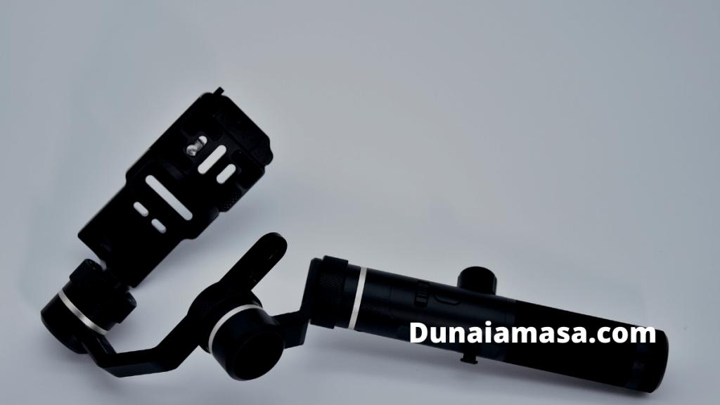 peralatan untuk vlog