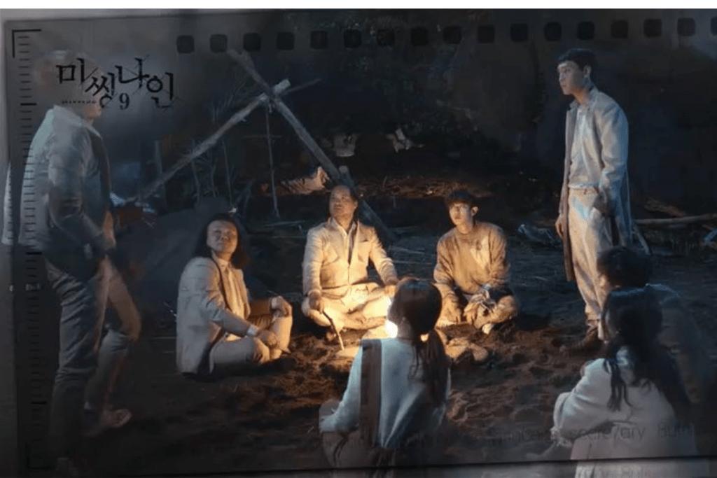 drama pemain exo - missing 9