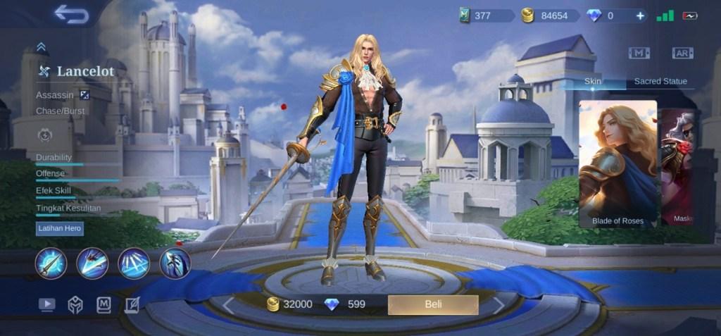 Update Terbaru Mobile Legends 2021
