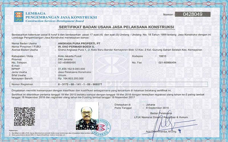 Cara Mudah Mendapatkan Sertifikat Badan Usaha (SBU ...