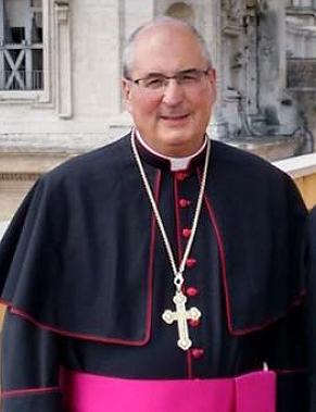 Death announced of Archbishop Philip Tartaglia