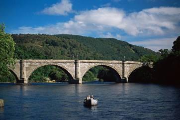 Telford's Bridge, Birnam & Dunkeld