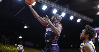 DeAndre Lansdowne SIG Strasbourg Basketball Champions League