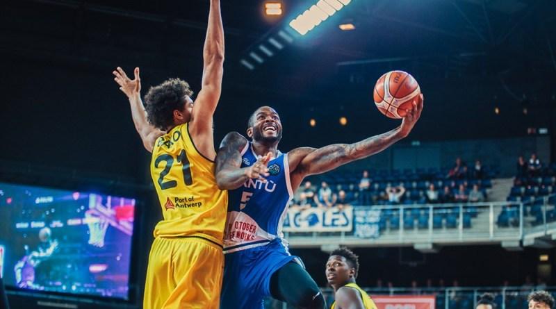 Ike Udanoh Cantu Basketball Champions League