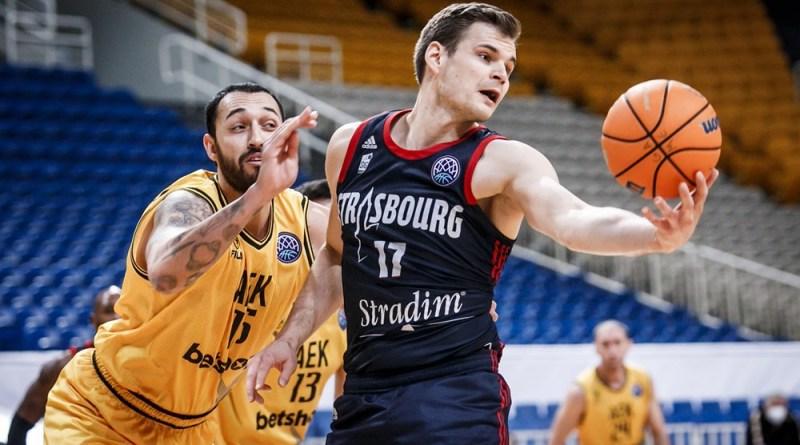 FIBA AEK Jaromir Bohacik