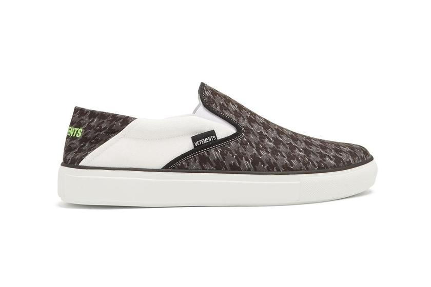 "Vetements 推出售價 $889 美元的""時裝版""Slip-On   當客 球鞋資訊 跑鞋資訊 運動裝備資訊"