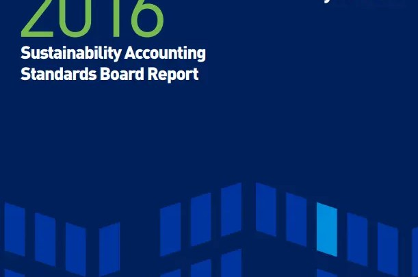 2016 jetBlue Sustainability Accounting Standards Board Report Copy