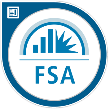 FSA credential for sustainability in business