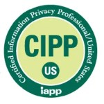 Certified Information Privacy Professional Badge