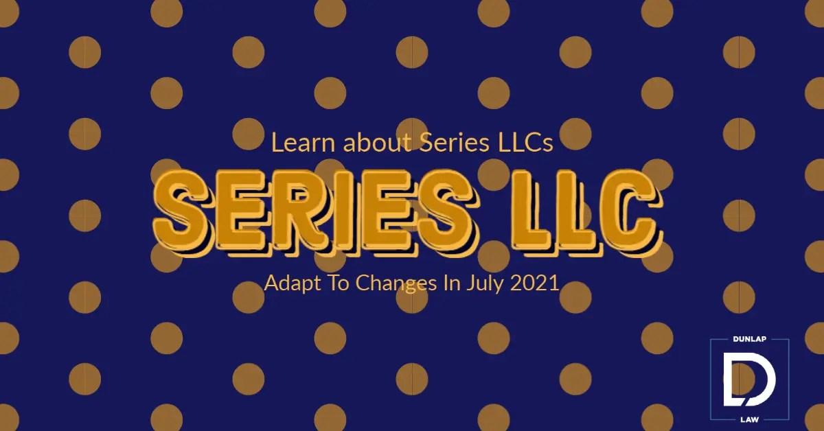 Series LLC in Virginia