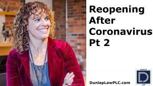 Reopen After Coronavirus