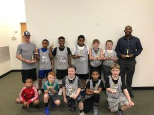 Dunn youth basketball tournaments completed