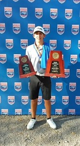 Midway wins 2-A state championship in golf as Patrick takes individual title
