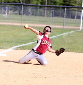 Falcons fall in softball