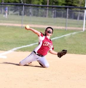 Falcons fall in softball