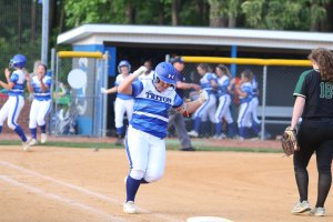 Triton softball tops South in first round of playoffs