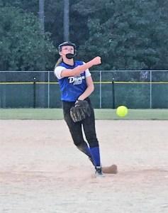 Dunn softball teams poised for state titles, Majors stars edged in baseball
