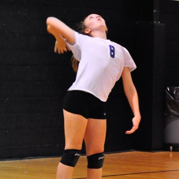 CFCA takes first volleyball match under Calvin Gaines