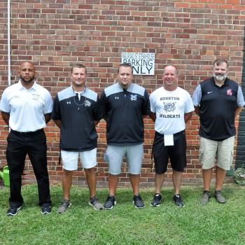 Sampson coaches provide previews, Salas takes over at Hobbton