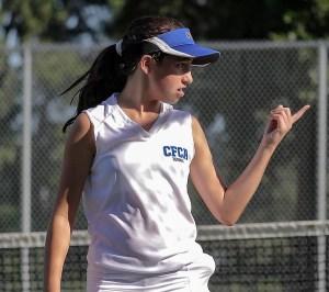 Dupree, CFCA win No. 1 matches